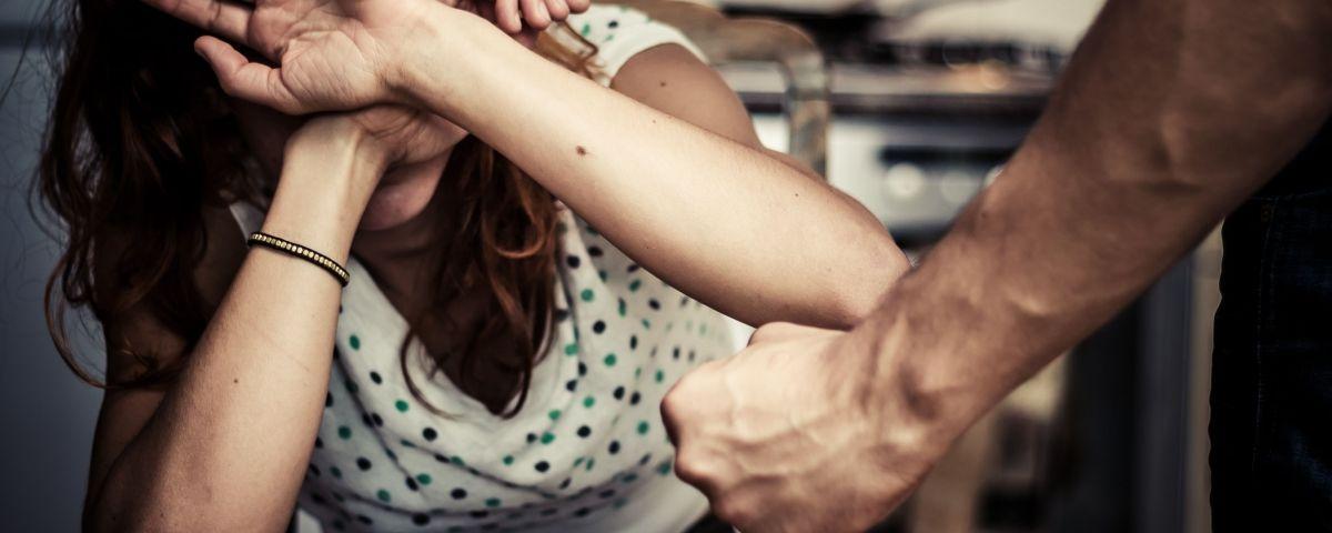 Violència masclista. Foto: Arxiu