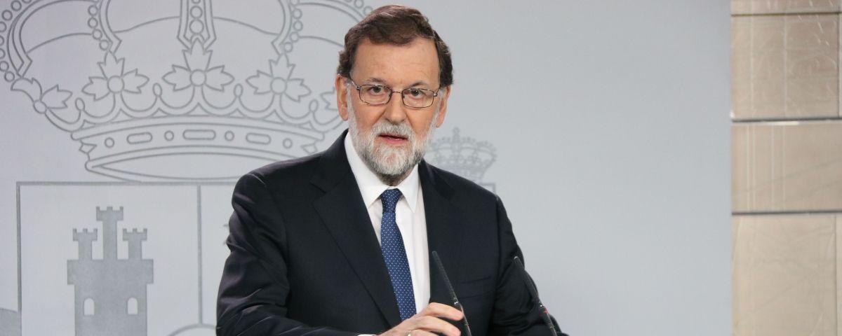 El president Mariano Rajoy. Foto: ACN