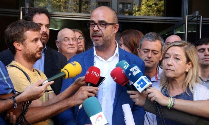 El fins ara alcalde de Premià de Mar. Foto. ACN