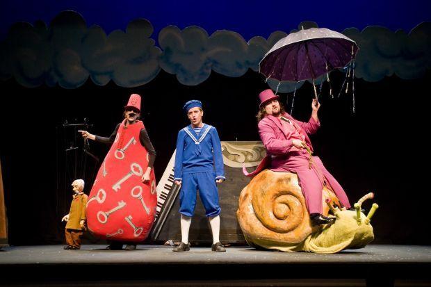 """""""El petit Dalí"""", Viu el Teatre"""