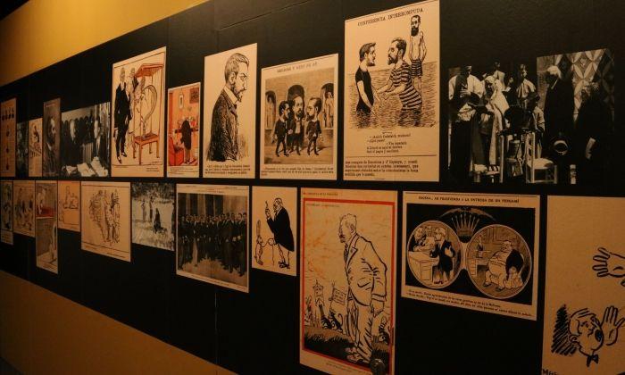 Imatge de l'exposició. Foto: ACN