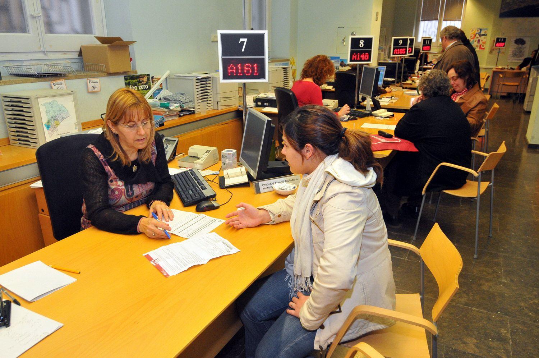 Afectacions a equipaments i serveis municipals durant la for Oficina atencio al ciutada