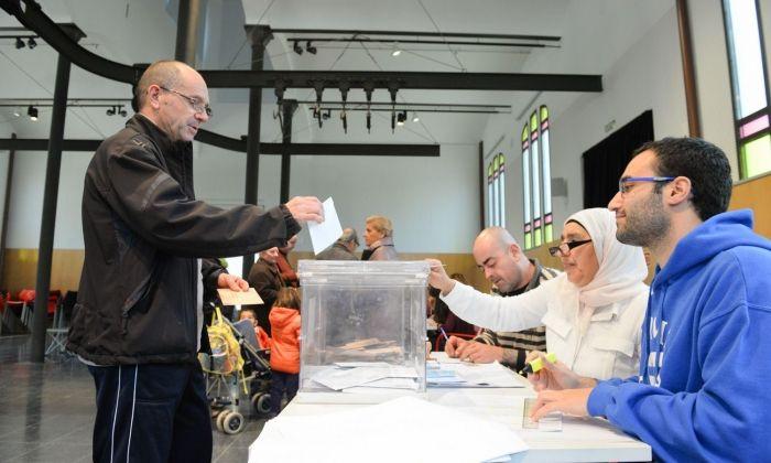 Votacions a les passades eleccions.