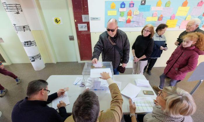 Eleccions al Parlament de Catalunya 2017. Foto: R.Gallofré