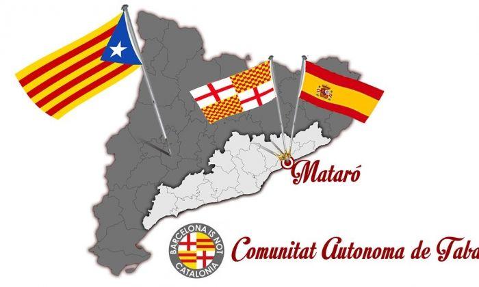 Mataró, capital de Tabarnia