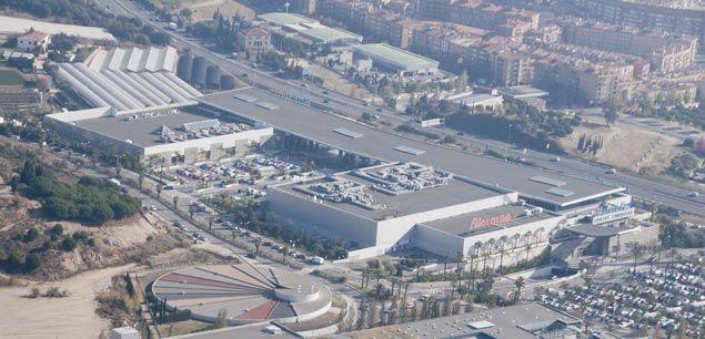 Imatge aèria del Mataró Parc