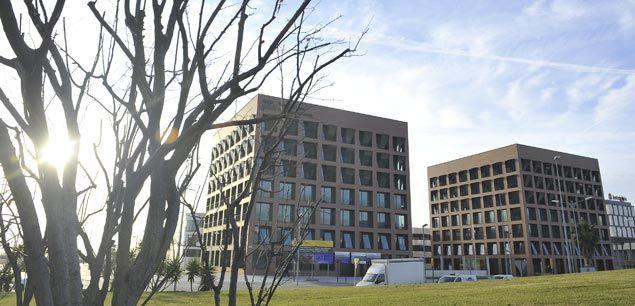 L'edifici del TecnoCampus