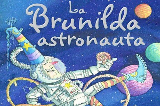 """La Brunilda astronauta"", de Valerie Thomas"