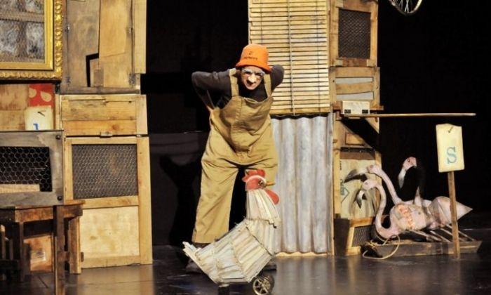 """""""La gallina dels ous d'or"""", Zum-Zum Teatre"""