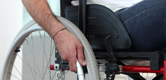 L'Agim treballa per a les persones amb discapacitat física