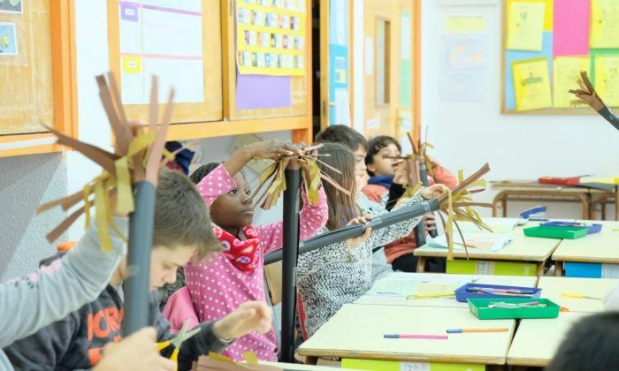L'escola Camí del Mig. Foto: R. G.