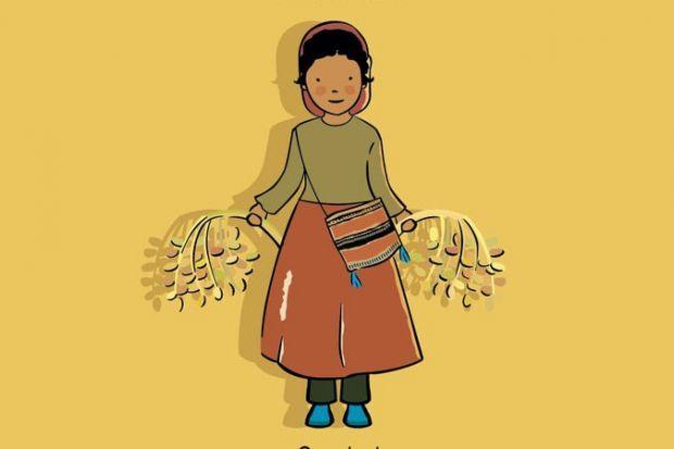 """""""La petita Tamazic"""", de Patricia Geis"""