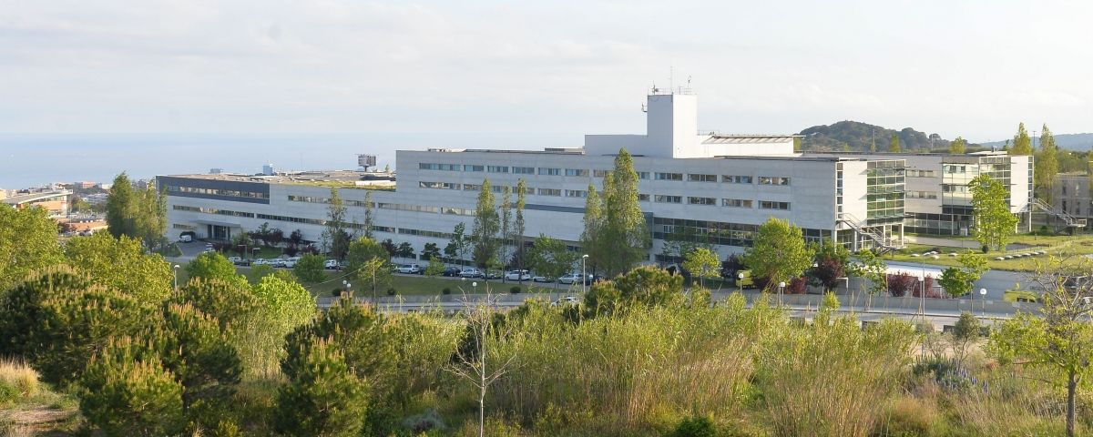 L'Hospital de Mataró. Foto: R.Gallofré