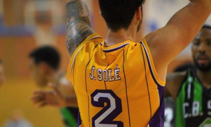 Espectacular Solé amb 29 punts i 9 de 14 en triples.