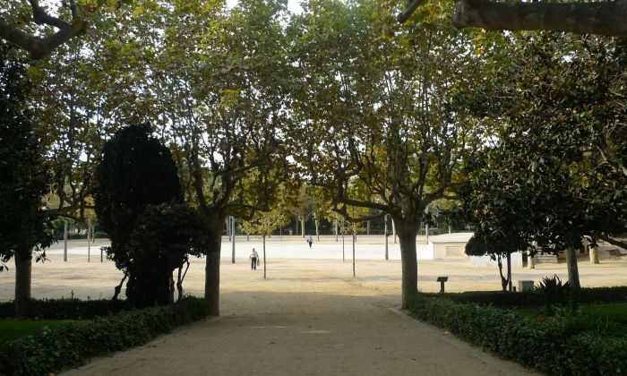 El Parc Central. Foto: R. G.