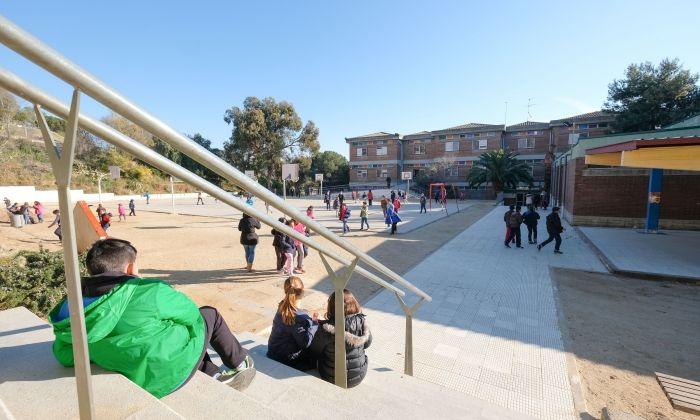 L'escola Angela Bransuela