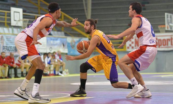 Ariño va ser un dels jugadors destacats des del perímetre. Foto: arxiu