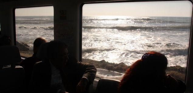 Imatge d'arxiu d'un tren de la R1