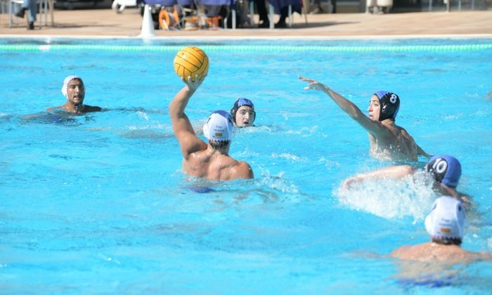 Waterpolo CN Mataro Quadis. Foto: R.Gallofré