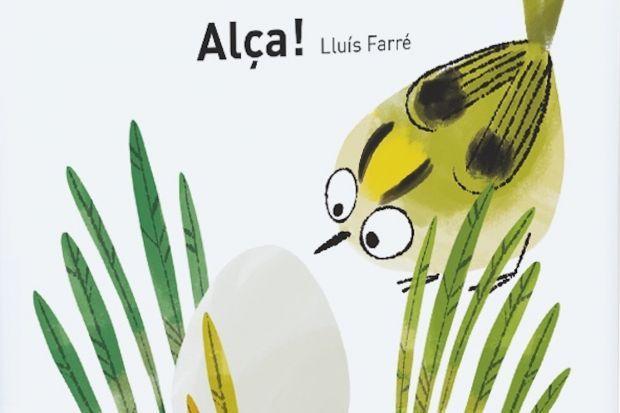 """Alça!"", de Lluís Farré"