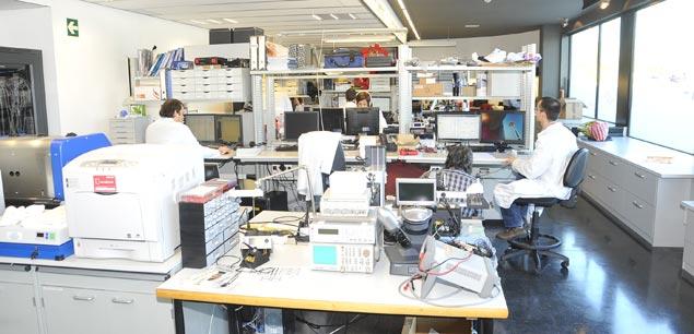 Els laboratoris d'Eurecat