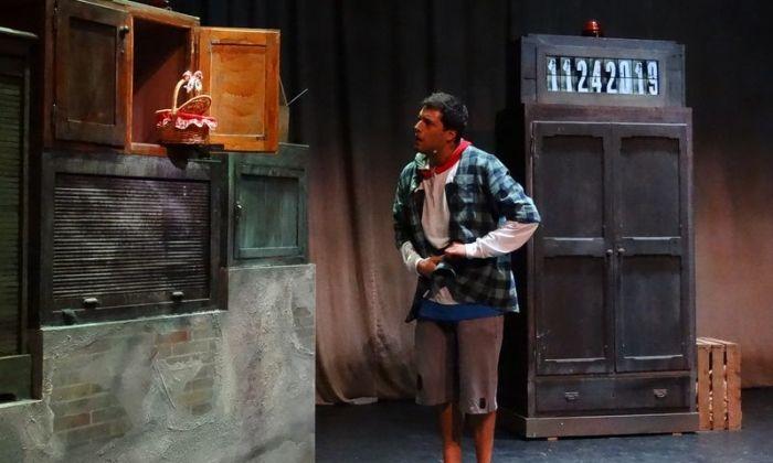 """""""Contes 1.0"""" de la companyia Teatre a la fuga"""