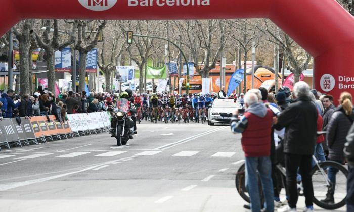Volta Ciclista Catalunya 2018. Foto R.Gallofre