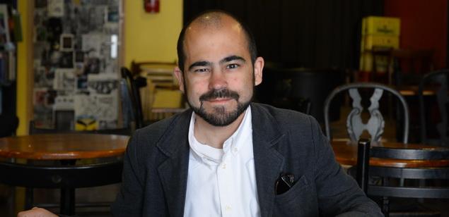 El periodista, guionista i escriptor mataroní Joan Safont