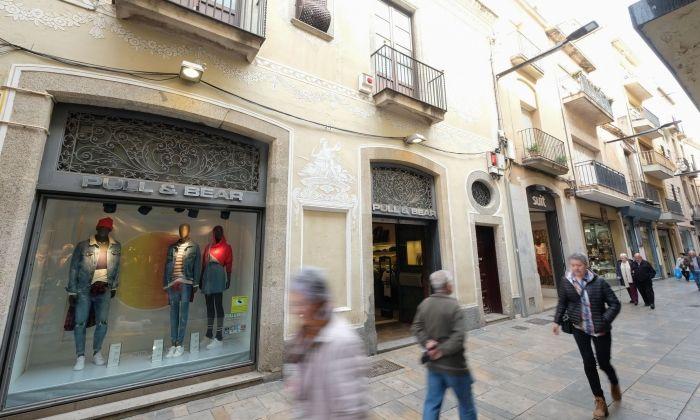L'establiment al carrer Barcelona de Mataró. Foto: R. G.