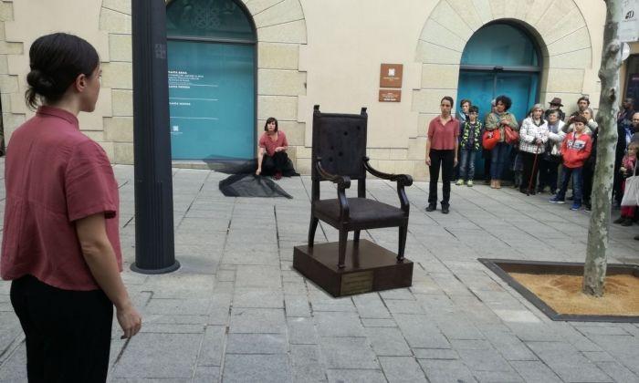 Inauguració del monument