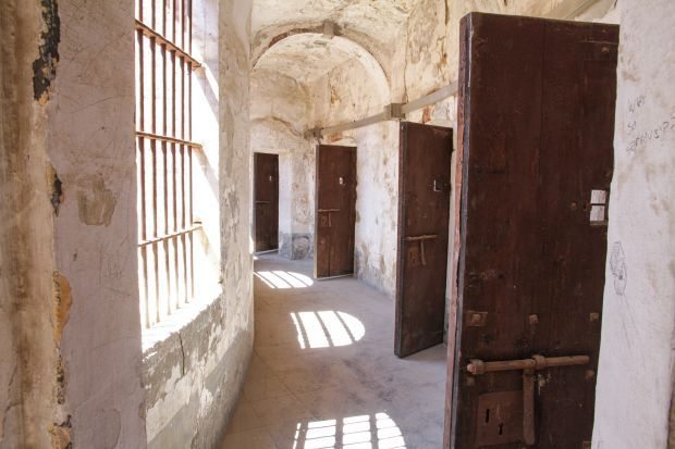 La Presó per dins