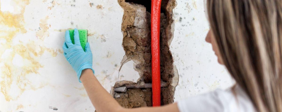 El problema de l'humitat a casa