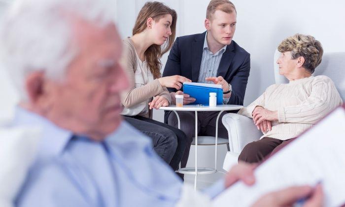 Convertir-se en tutor d'un familiar per ajudar-lo