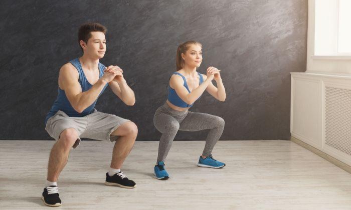 Enfortir les cames i el glutis