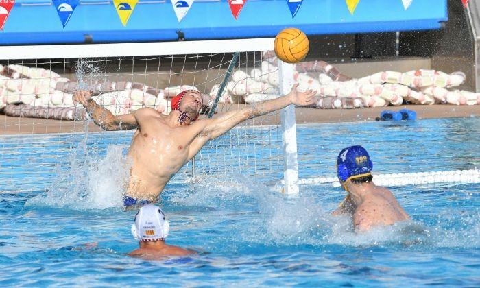 Waterpolo CN Mataró Quadis - Barceloneta, un dels partits més brillants del Quadis a casa aquest curs.