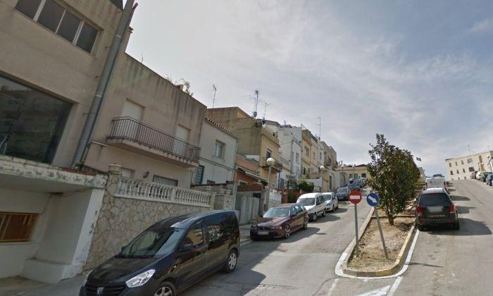 El carrer 2 de Maig. Foto: Google Maps
