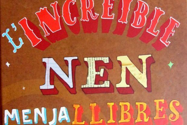 """L'increïble nen menjallibres"", d'Oliver Jeffers"