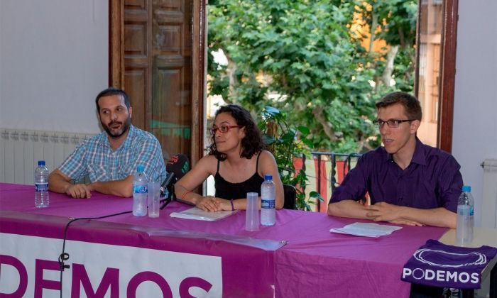 Jaume Durall, Sarai Martínez, Hèctor Xaubet