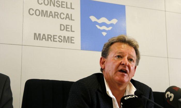 Miquel Àngel Martinez. Foto. ACN