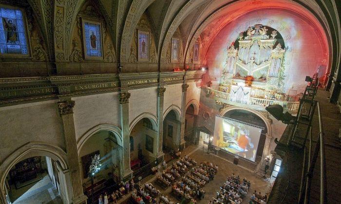 Concert d'orgue a Santa Maria