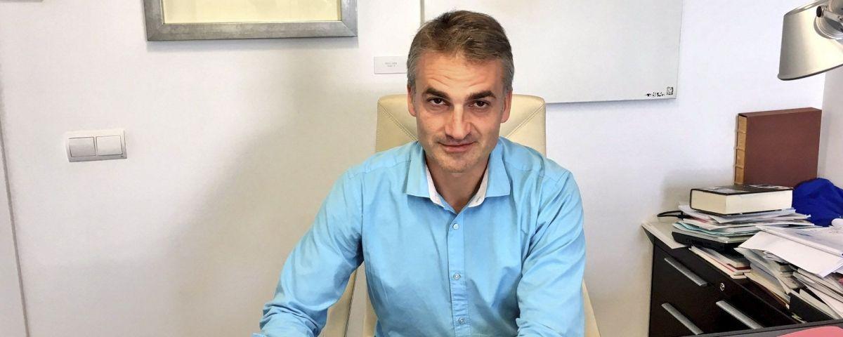 Josep Triadó, nou president del Consell Comarcal del Maresme