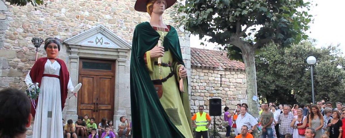 Andreu, gegant d'Òrrius