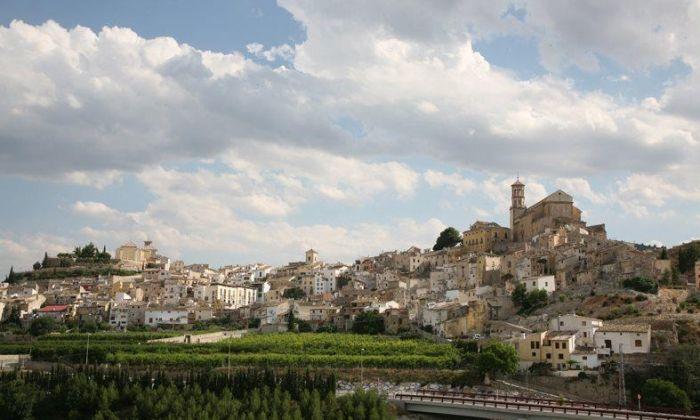 vista del municipi murcià