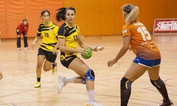 Clara Poo va tornar a l'equip. Foto: CB