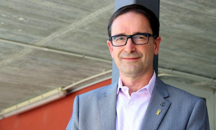 L'alcalde Marc Bosch. Foto: ACN