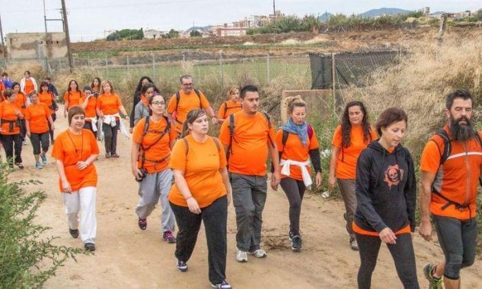 Mataró Camina per l'Alzheimer