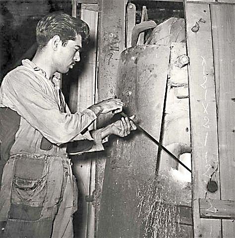 Ìmatge històrica de Cristalleries de Mataró