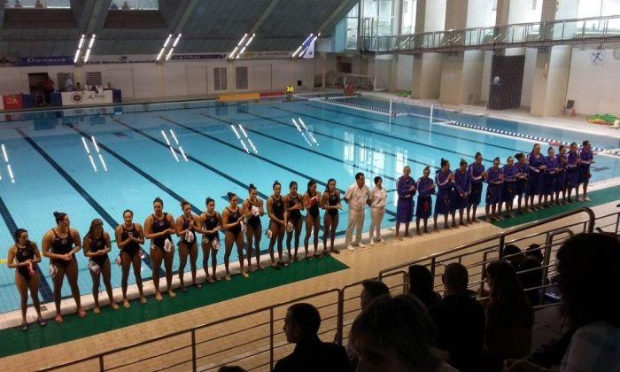 Abans del partit a Sabadell. Foto: CN Sabadell