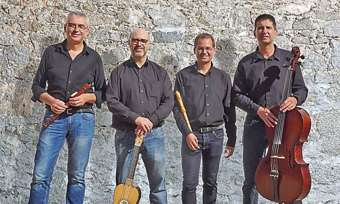 Quartet Barroc de Sant Simó