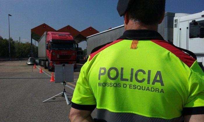 Foto: Mossos d'Esquadra